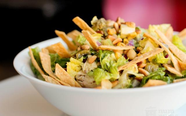 Retetea salata mexicana dietetica