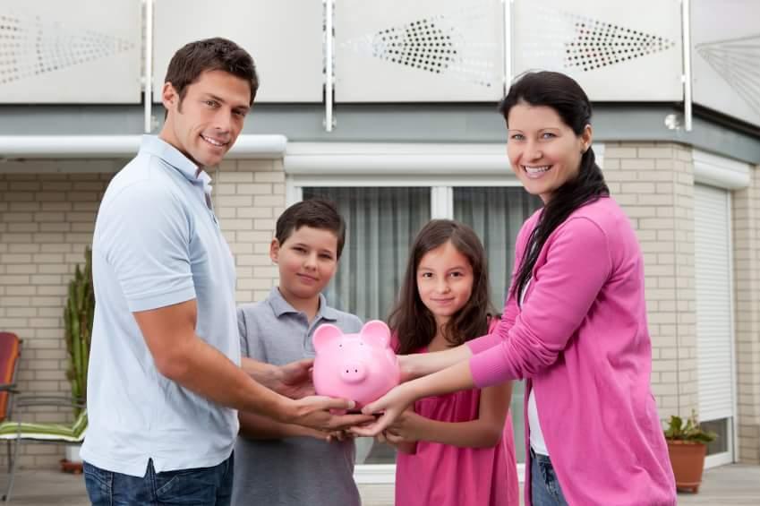 Cum sa economisesti bani impreuna cu copiii
