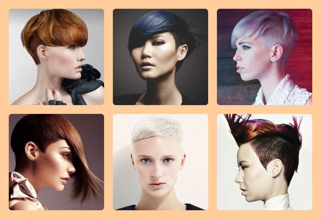 Tunsori scurte femei | Tunsori scurte dama | frizuri scurte scurte femei, stilul undercut