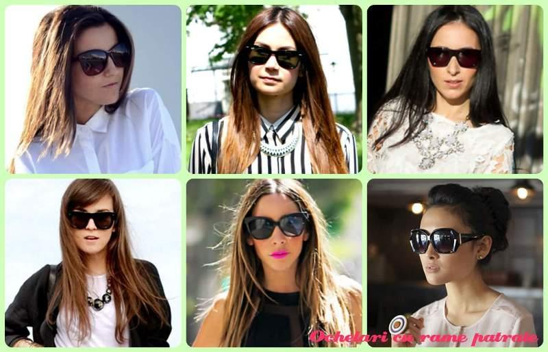 Top modele ochelari de soare