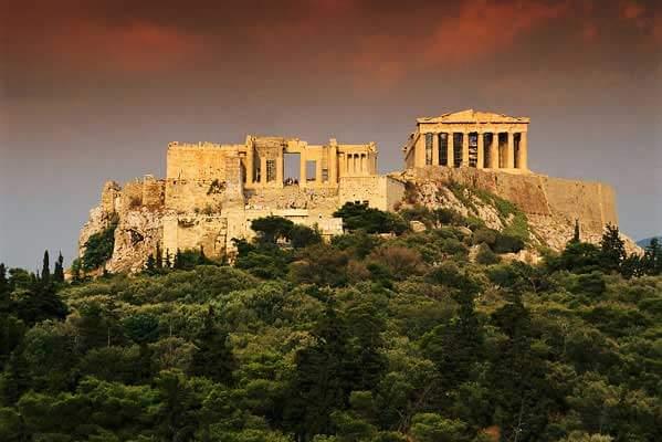 Cele mai frumoase orașe din Europa: Atena, Grecia