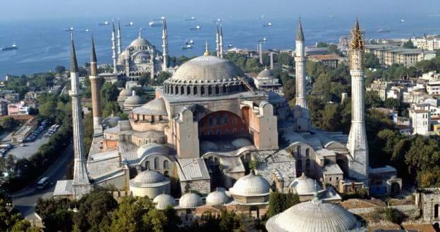Cele mai frumoase orașe din Europa: Istanbul, Turcia