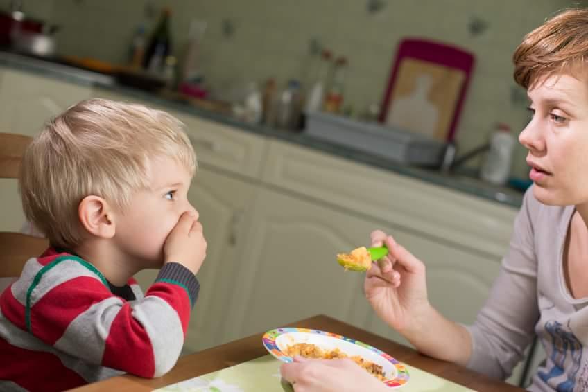 Obiceiuri care determină lipsa poftei de mancare la copii