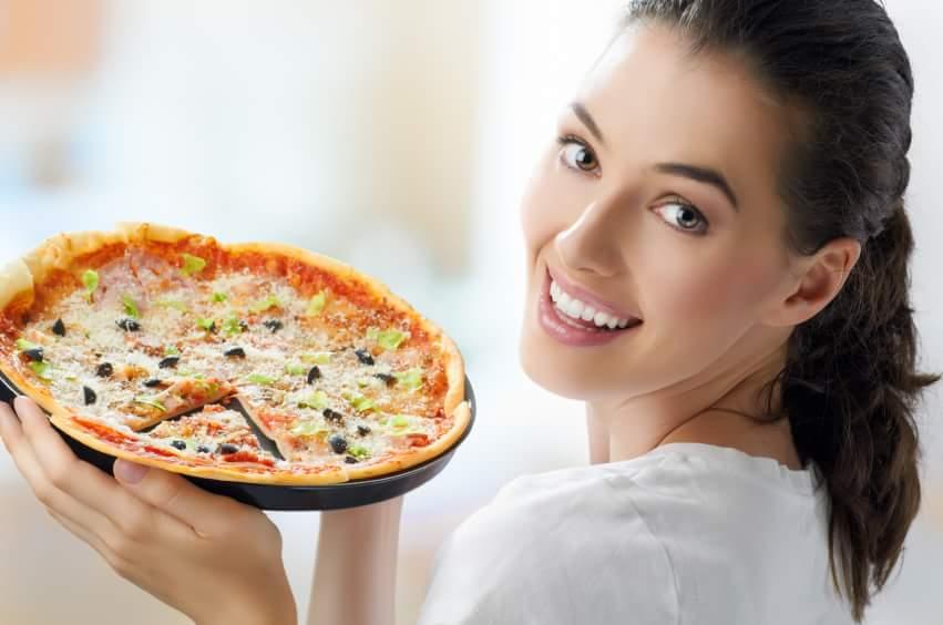 Cum să prepari o pizza sănătoasă cu puține calorii