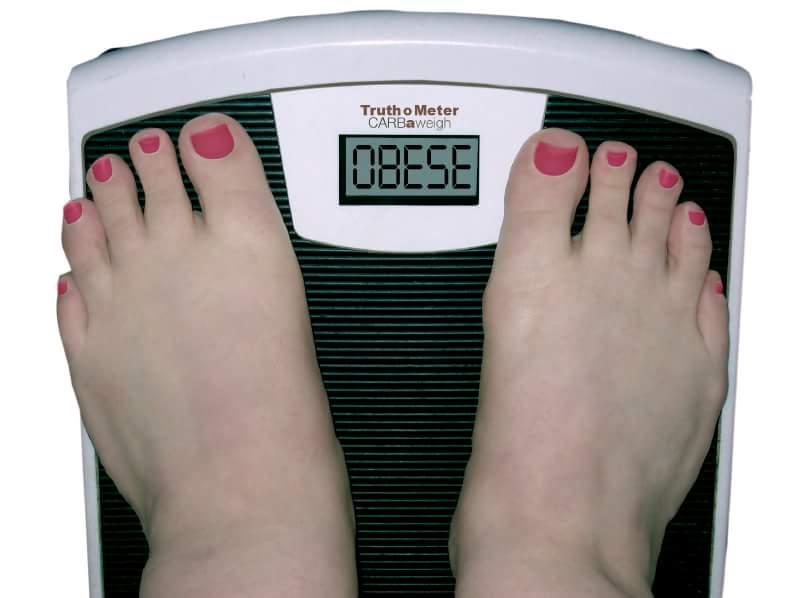 Statistici interesante despre obezitatea in cazul femeilor