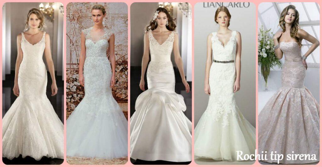 Modele de rochii de mireasa care nu se demodeaza niciodata