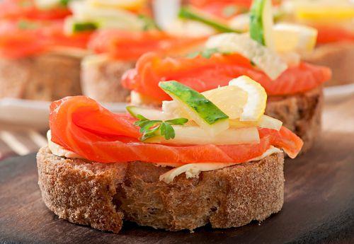 6 Rețete de sandvișuri cu puține calorii