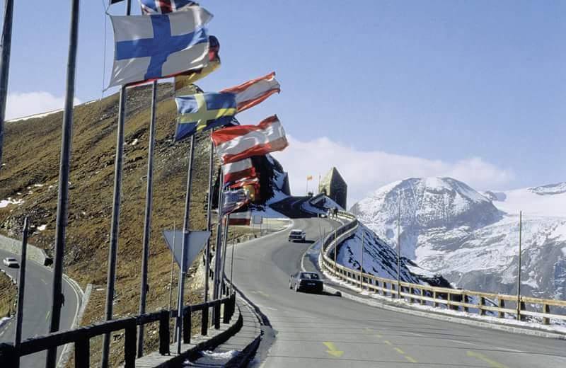Obiective turistice Austria | Grossglockner Hochalpenstrasse Heilingenblut