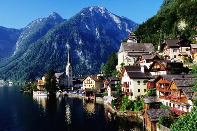 Obiective turistice Austria | Landul Salzburg