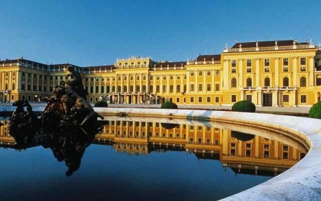 Obiective turistice Austria | Palatul Schonbrunn, Viena