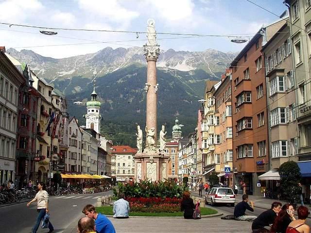 Obiective turistice Austria | Innsbruck