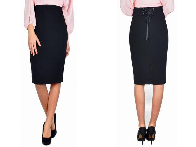 Moda pentru femeia la 40 de ani | Fusta creion sau fusta cu o croiala A-line