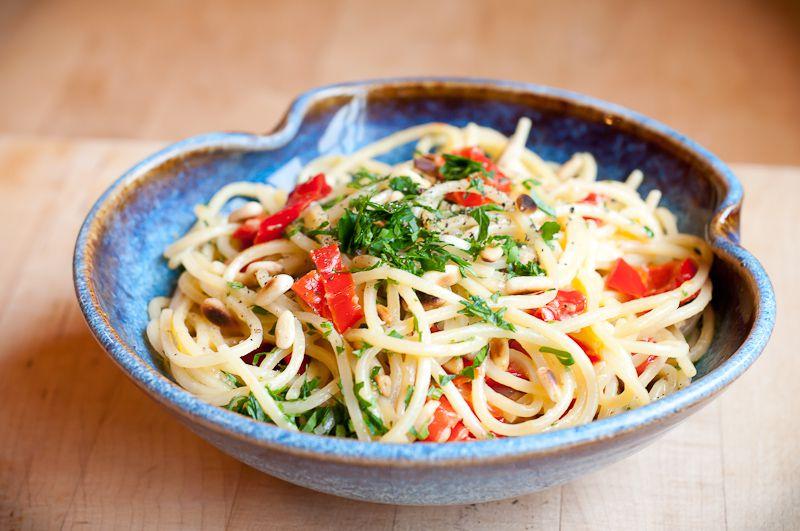 Reteta de paste vegetale cu mozzarella