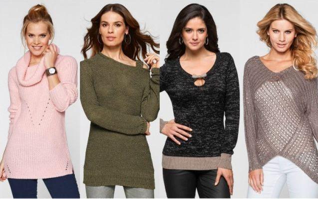 8 Tendinte moda pentru pulovere dama in sezonul toamna-iarna 2015/16 - Featured Image