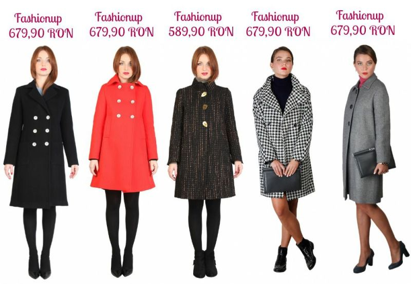 Paltoane damă 2015 - 2016 : paltoane damă elegante