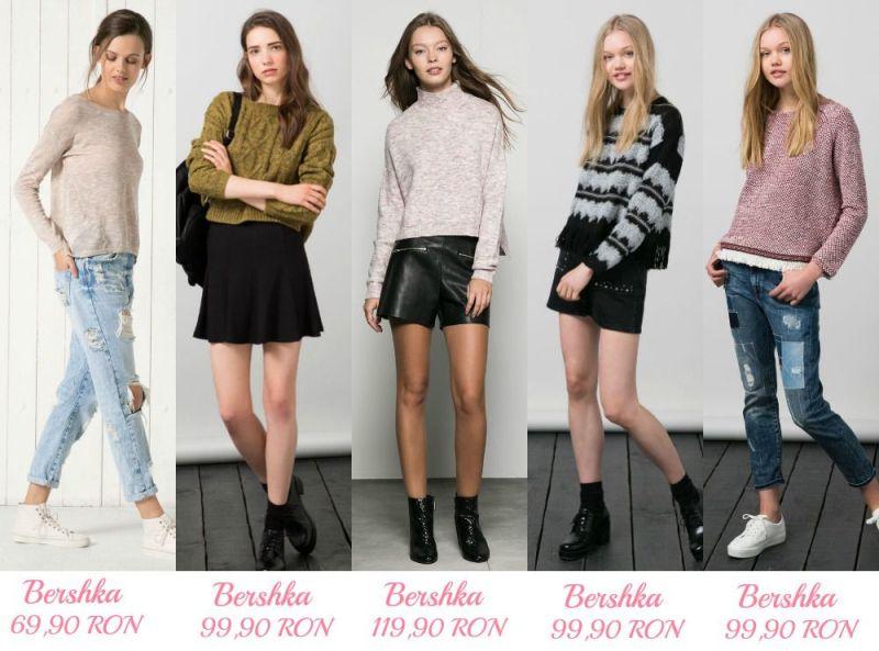 Modele pulovere scurte dama pentru toamna-iarna 2015-2016