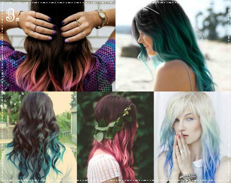 Ce culori se poarta toamna | Varfurile colorate