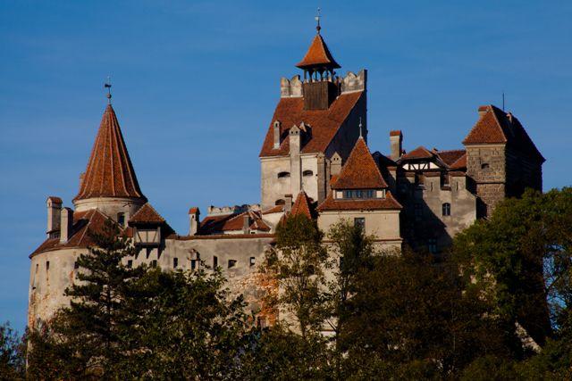 Obiective turistice Brasov | Castelul Bran