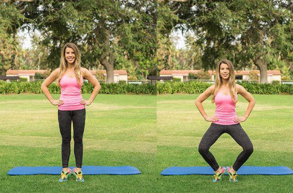 Exercitii pilates pentru picioare
