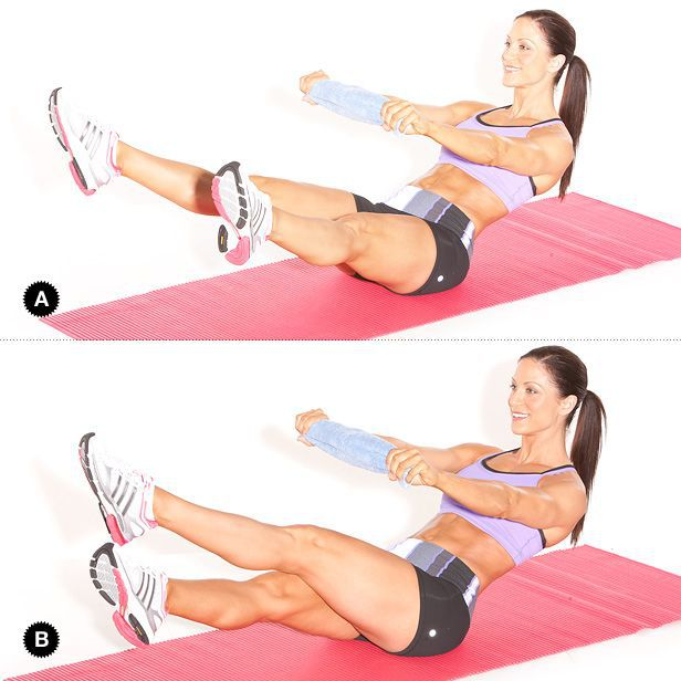 Cum sa iti tonifiezi abdomenul inferior
