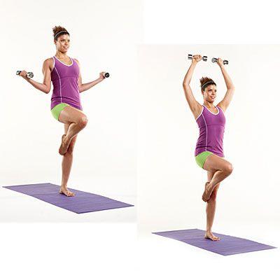 Exercitii pentru brate | Pilates pentru brate | Exercitiu brate echilibru