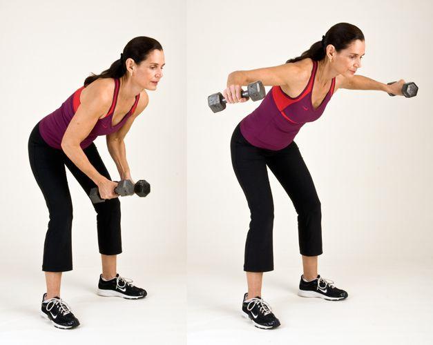 Exercitii pentru brate | Exercitii umeri | Exercitii gantere umeri 2