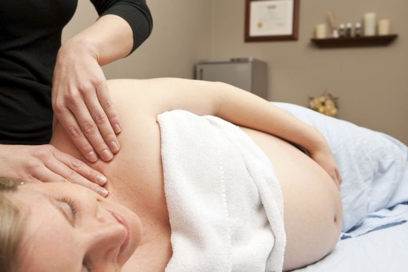 Masaj limfatic | Drenaj limfatic in timpul sarcinii