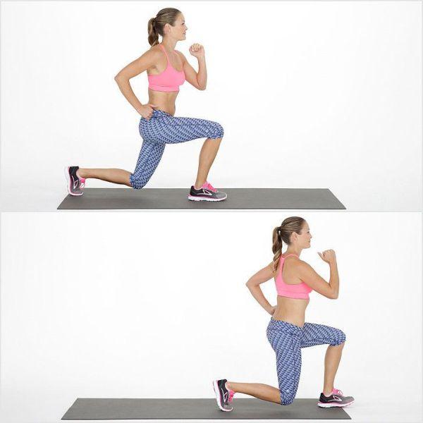Exercitiu de mers pentru slabit