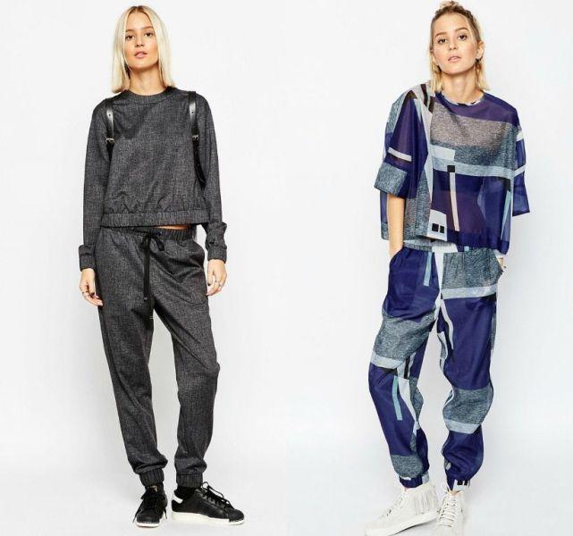 Outfit sport femei la moda in 2016