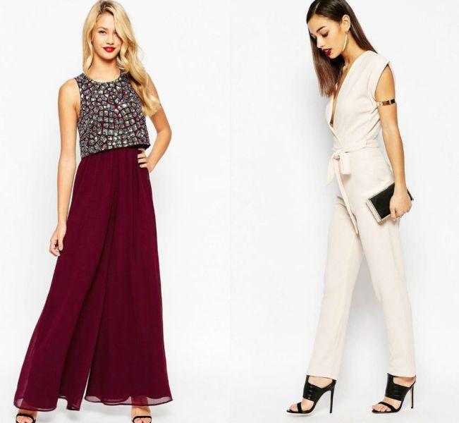 Outfituri cu salopeta la moda in primavara vara 2016
