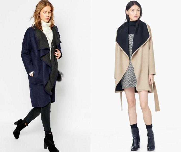 Tinute de primavara cu pardesiu sau trench la moda in 2016