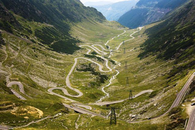 Obiective turistice din Romania | Transfagarasan