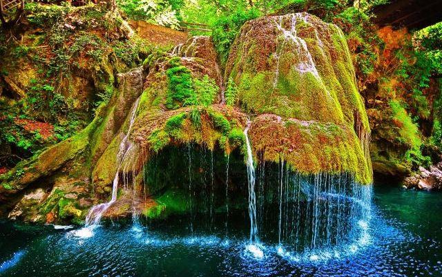 Obiective turistice din Romania | Cascada Bigar
