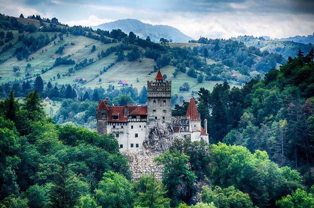 Obiective turistice din Romania | Castelul Bran
