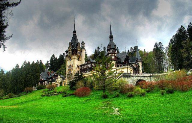 Obiective turistice din Romania | Castelul Peles
