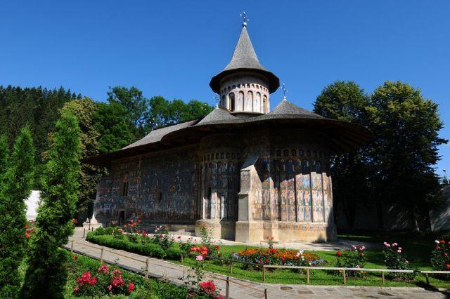 Obiective turistice din Romania | Manastirile din Bucovina