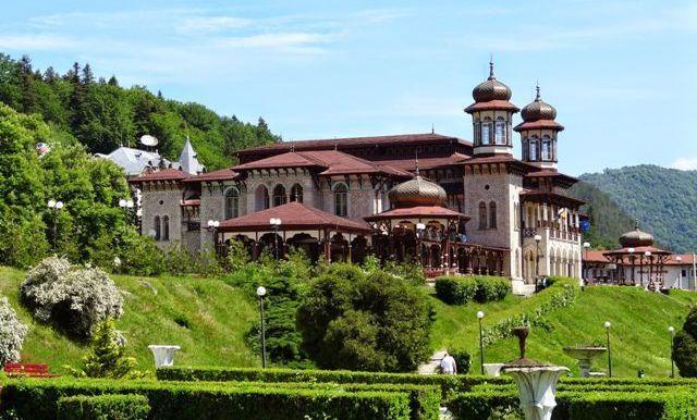 Obiective turistice din Romania | Slanic Moldova