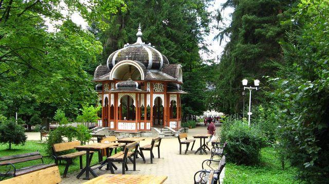 Obiective turistice din Romania | Vatra Dornei