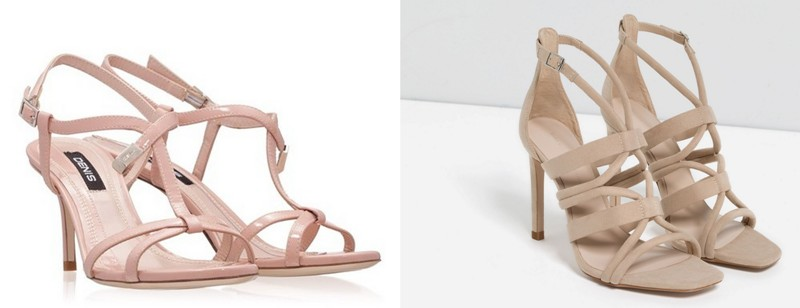 Modele sandale elegante