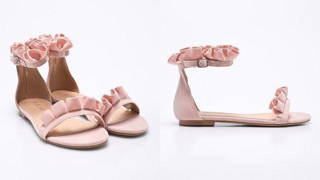 Sandale cu talpa joasa pentru femei
