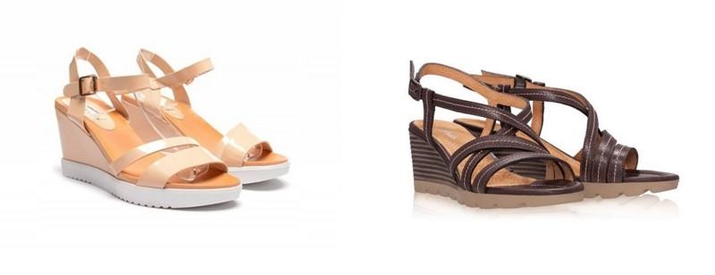 Modele Sandale ortopedice pentru dame