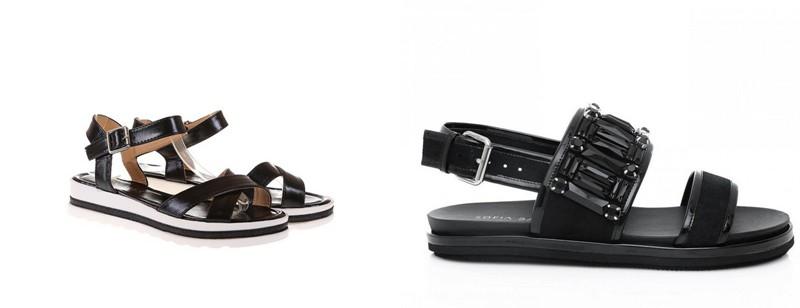 Modele sandale sport pentru femei