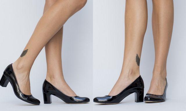 Pantofi lacuiti pentru toamna