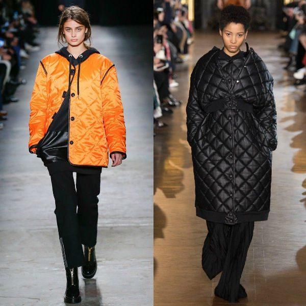 Geci matlasate pentru tinute de toamna la moda anul acesta