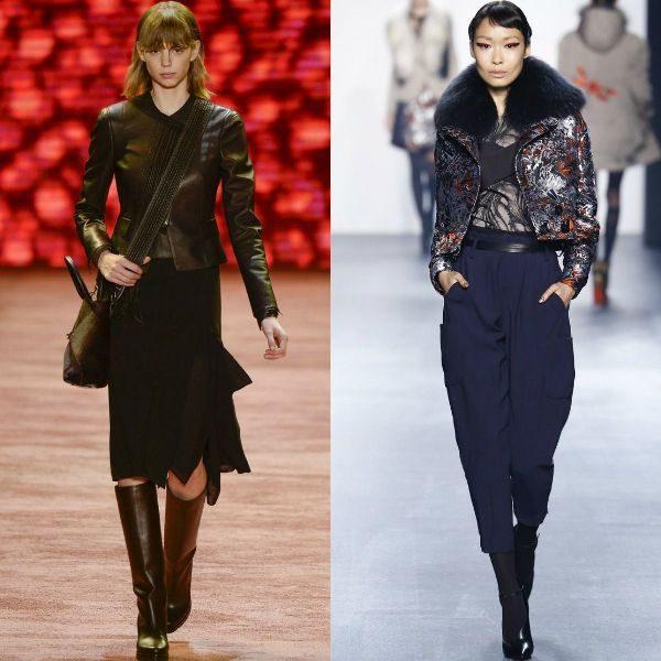 Jachete de toamna la moda