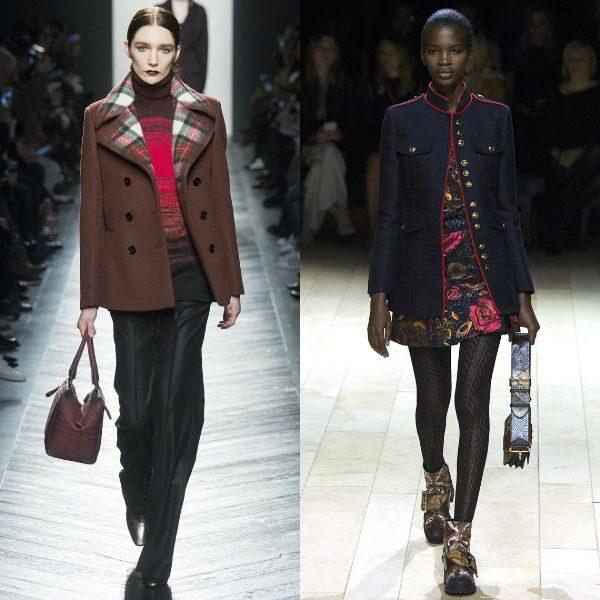 Jachete de toamna elegante la moda