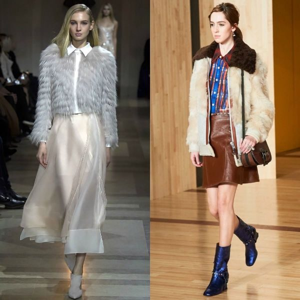 Jachete de toamna pufoase la moda