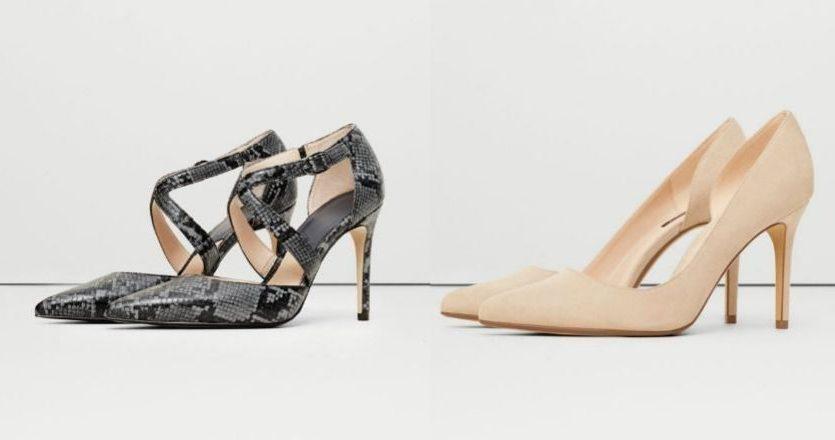 Incaltaminte dama la moda toamna   Pantofi cu toc
