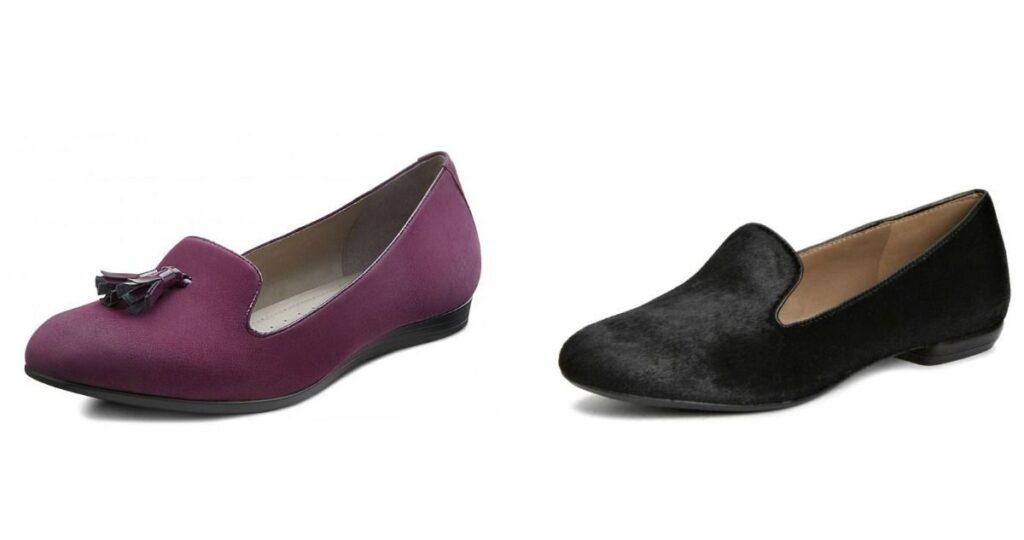 Incaltaminte dama la moda toamna   Pantofi fara toc