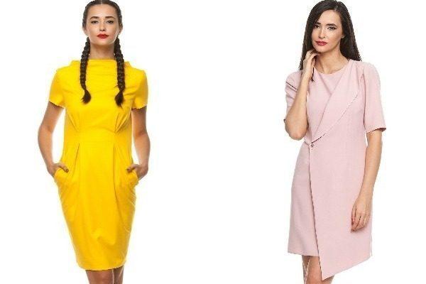 65 Super modele rochii de toamna-iarna la moda in 2018-2019 - Featured Image